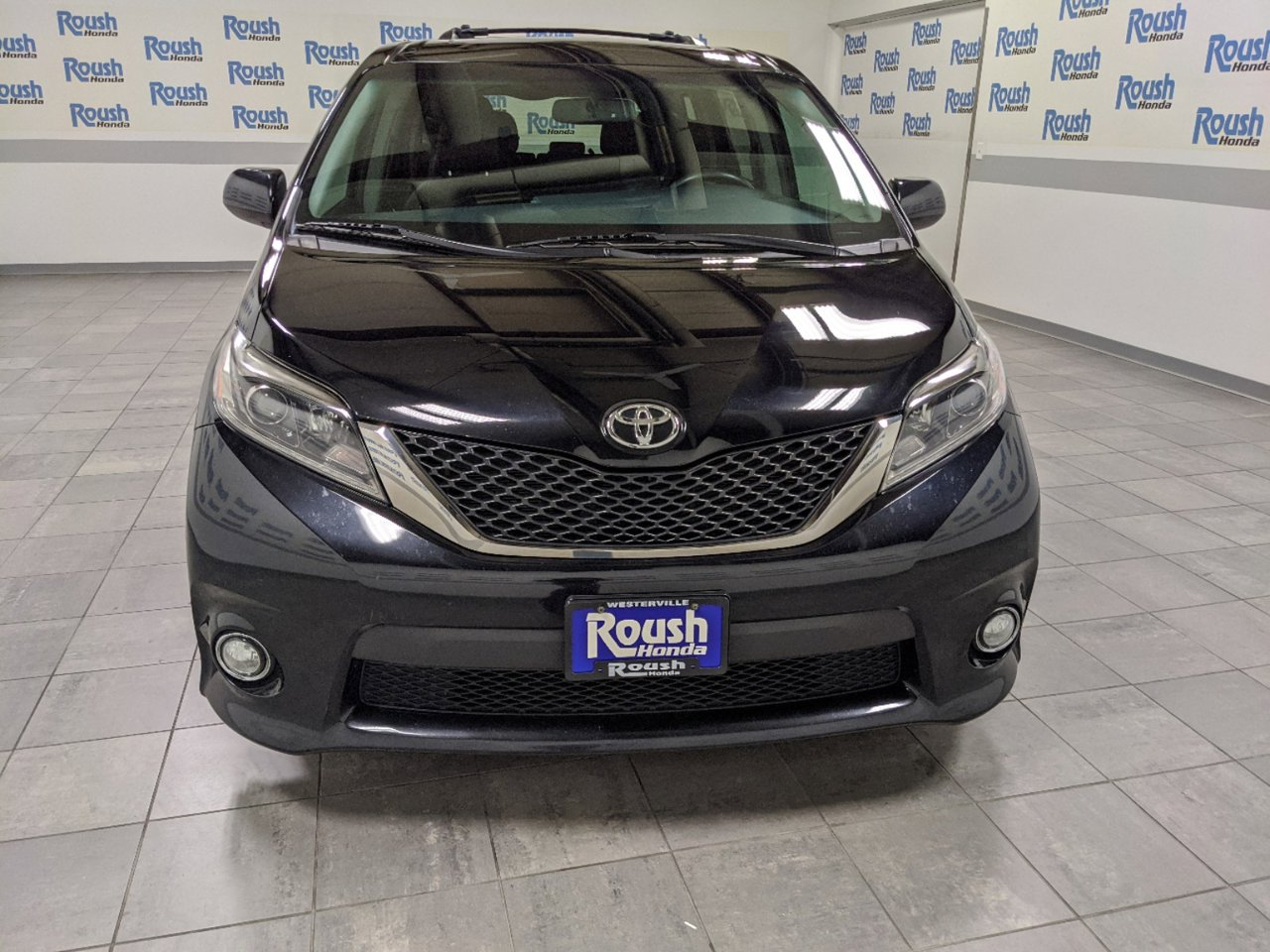 Used 2016 Toyota Sienna in Westerville, OH