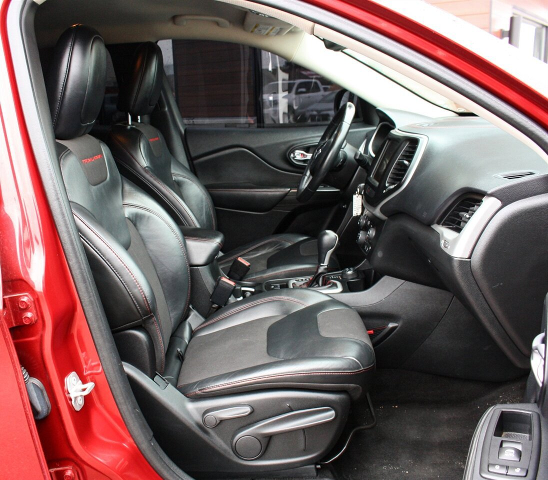 Used 2015 Jeep Cherokee in Boise, IDss