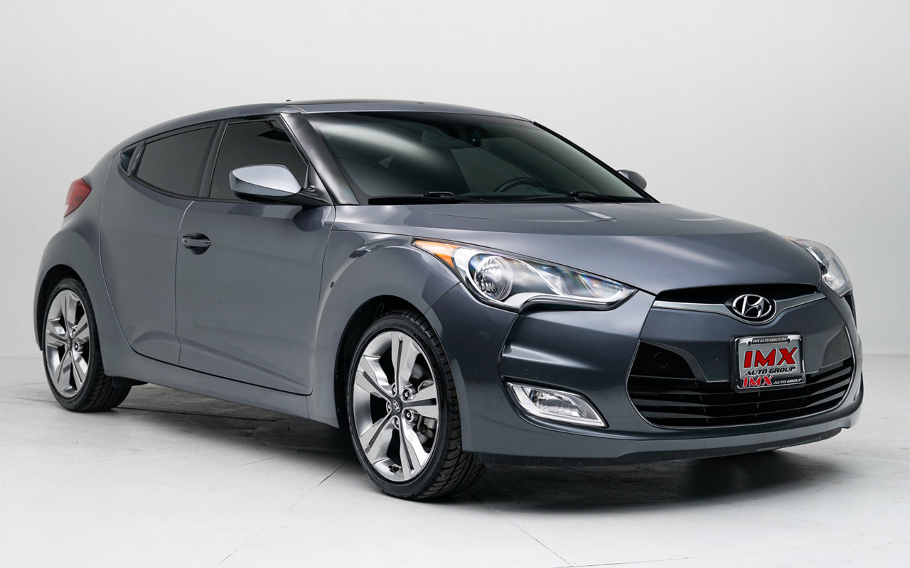 2016 Hyundai Veloster 3dr Cpe Auto Regular Unleaded I-4 1.6 L/97 [0]