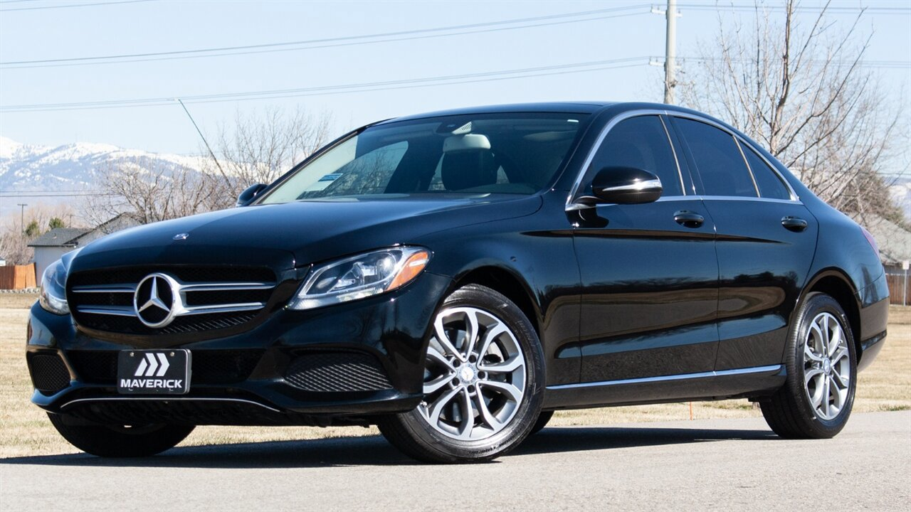 Used 2015 Mercedes-Benz C-Class in Boise, IDss