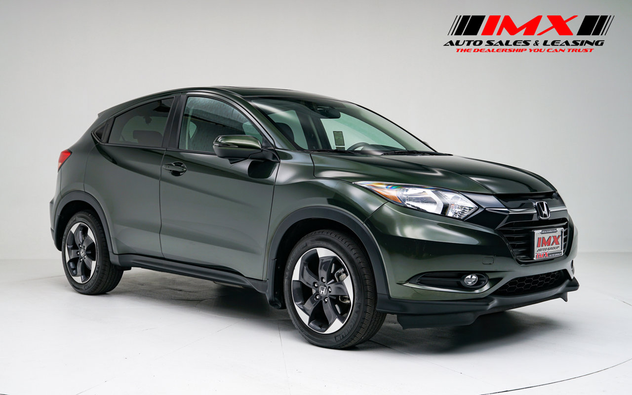 2018 Honda HR-V EX EX 2WD CVT Regular Unleaded I-4 1.8 L/110 [1]