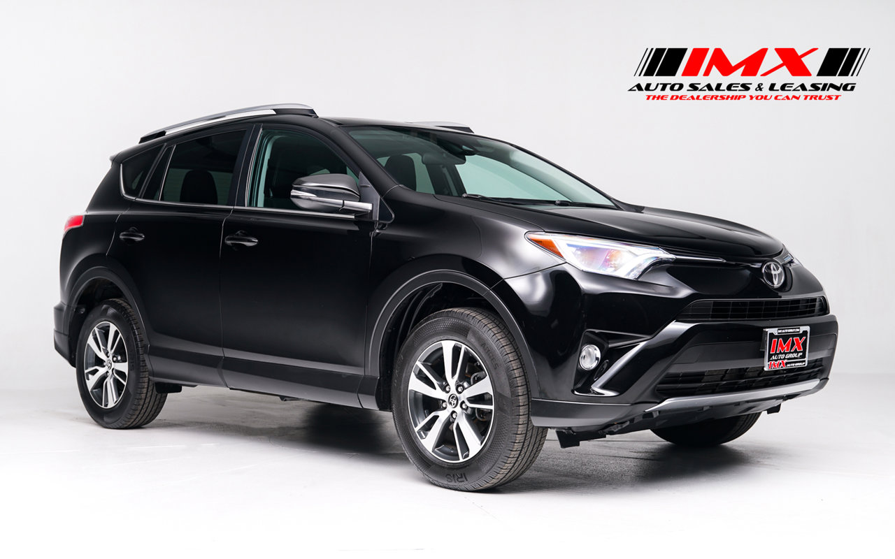 2017 Toyota RAV4 XLE AWD XLE AWD Regular Unleaded I-4 2.5 L/152 [1]