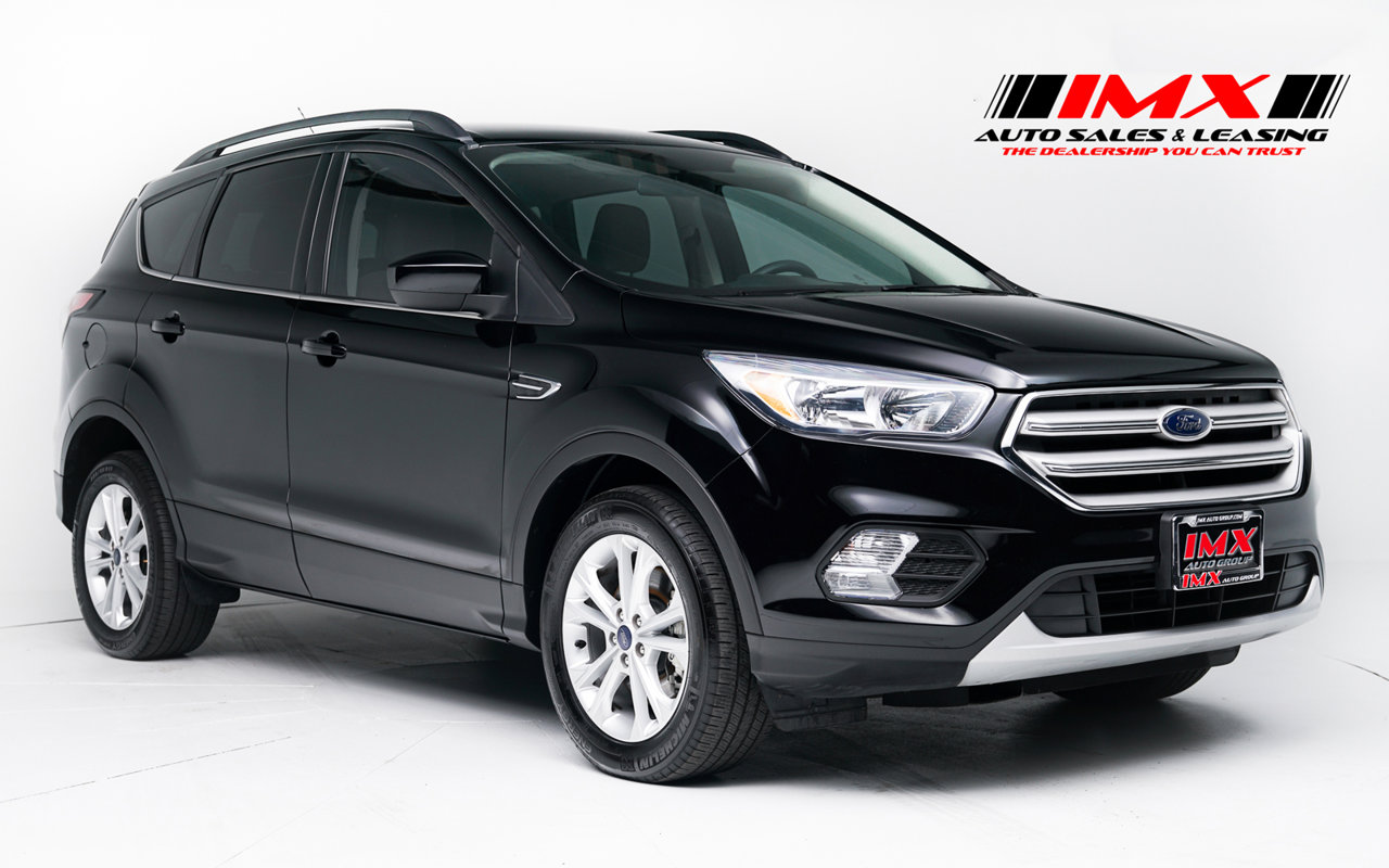 2018 Ford Escape SE SE 4WD Intercooled Turbo Regular Unleaded I-4 1.5 L/91 [7]