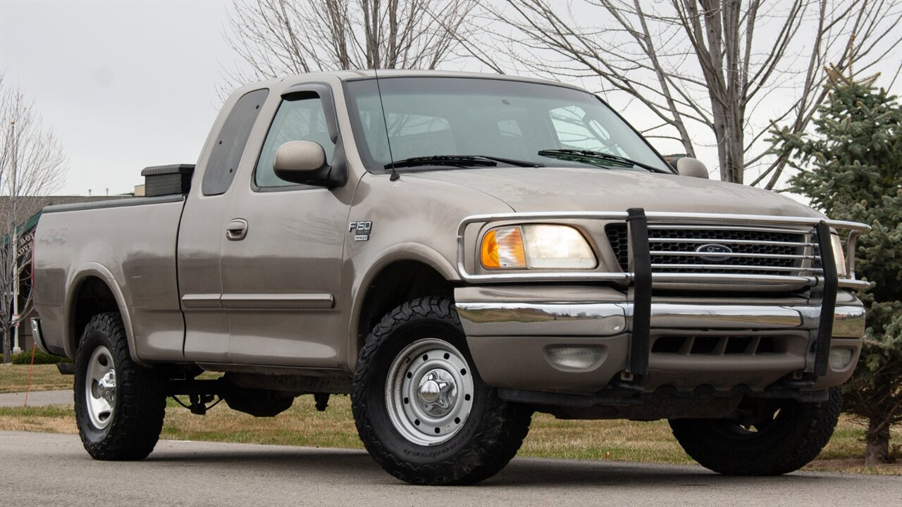 Used 2003 Ford F-150 in Boise, IDss