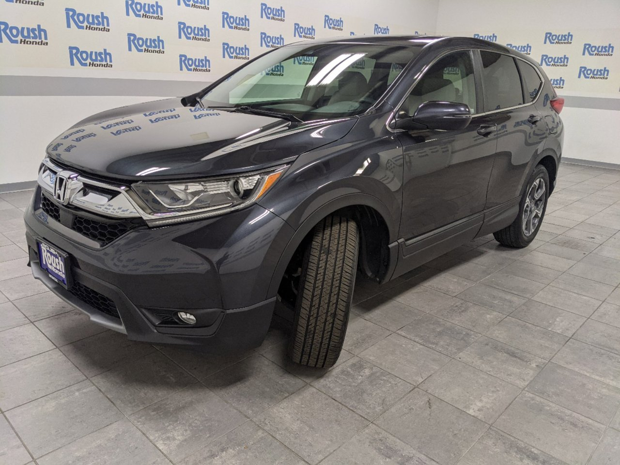 New 2018 Honda CR-V in Westerville, OH