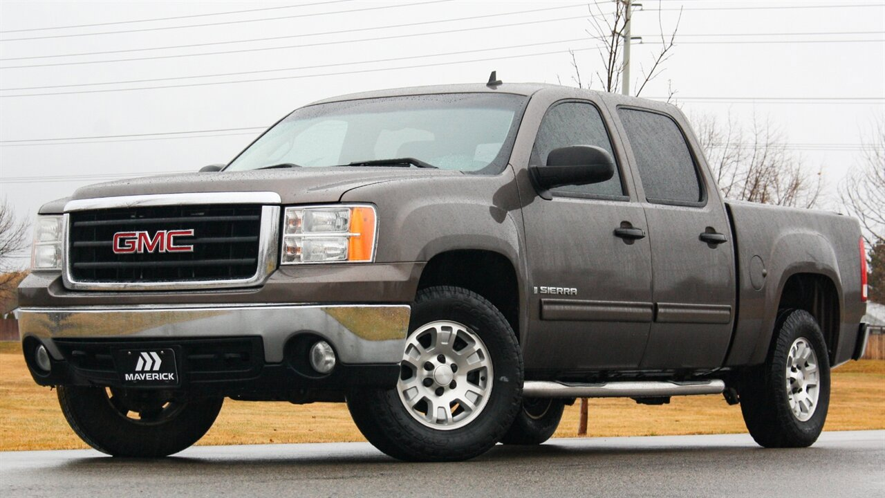 Used 2008 GMC Sierra 1500 in Boise, IDss