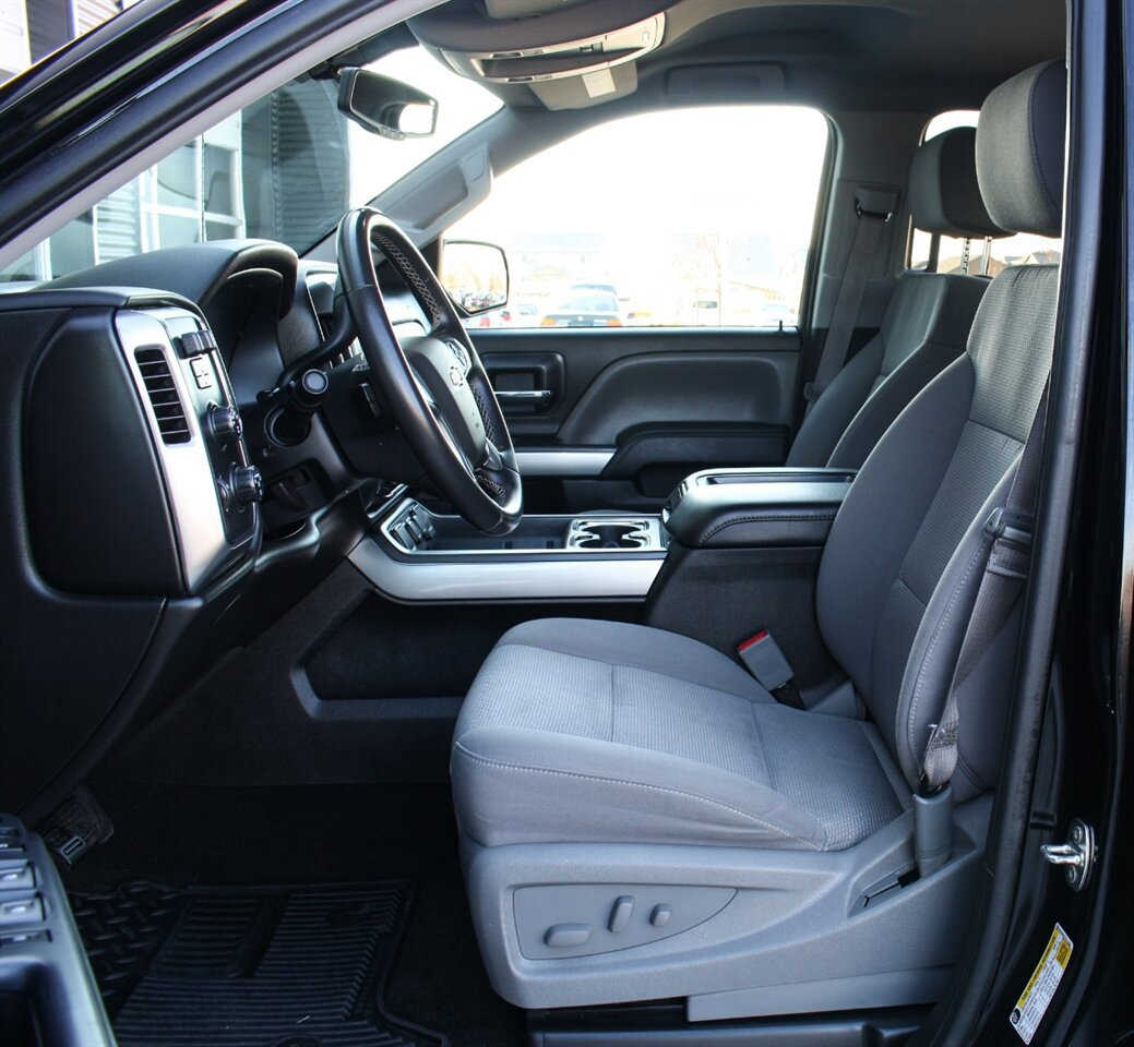 Used 2015 Chevrolet Silverado 1500 in Boise, IDss