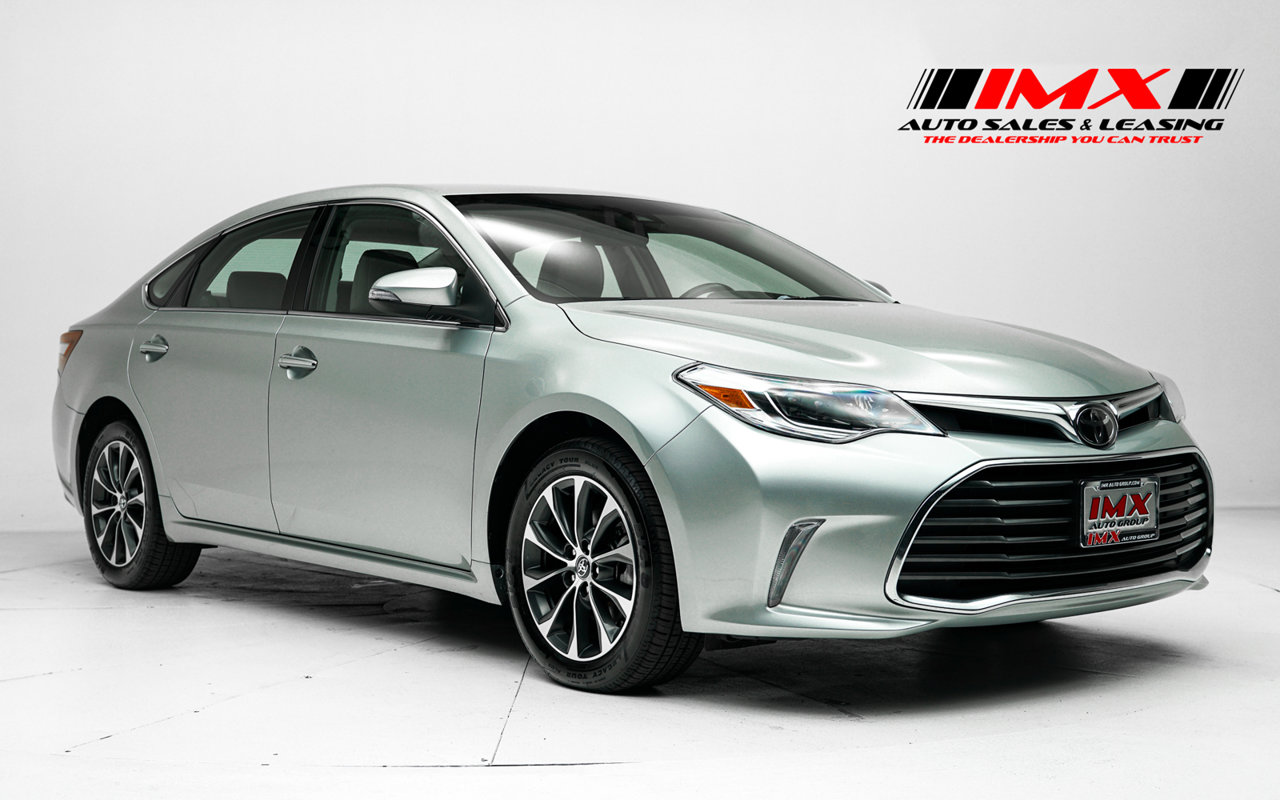 2017 Toyota Avalon XLE XLE Regular Unleaded V-6 3.5 L/211 [14]