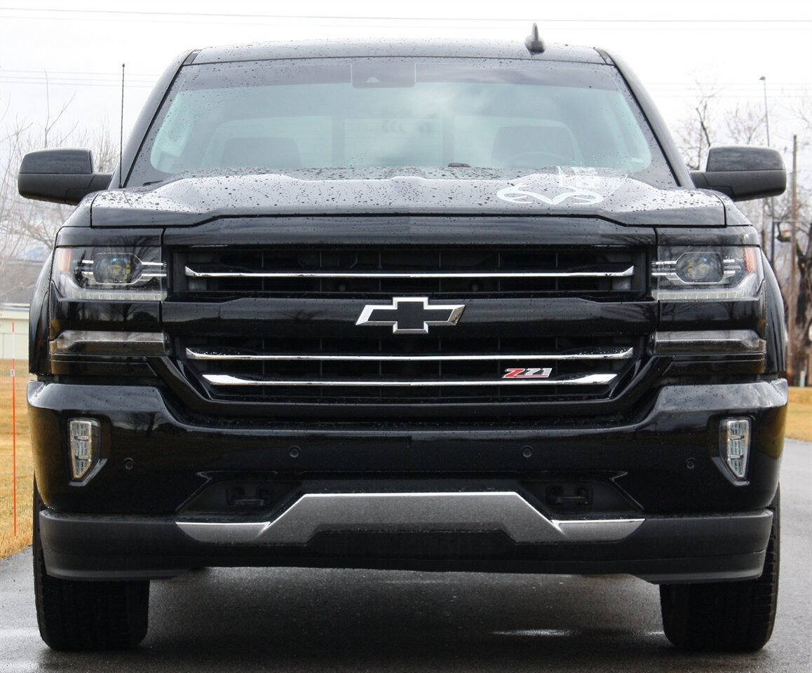 Used 2017 Chevrolet Silverado 1500 in Boise, IDss