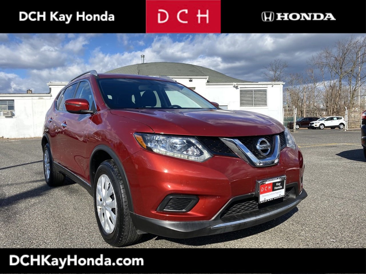 Used 2016 Nissan Rogue in Eatontown, NJ