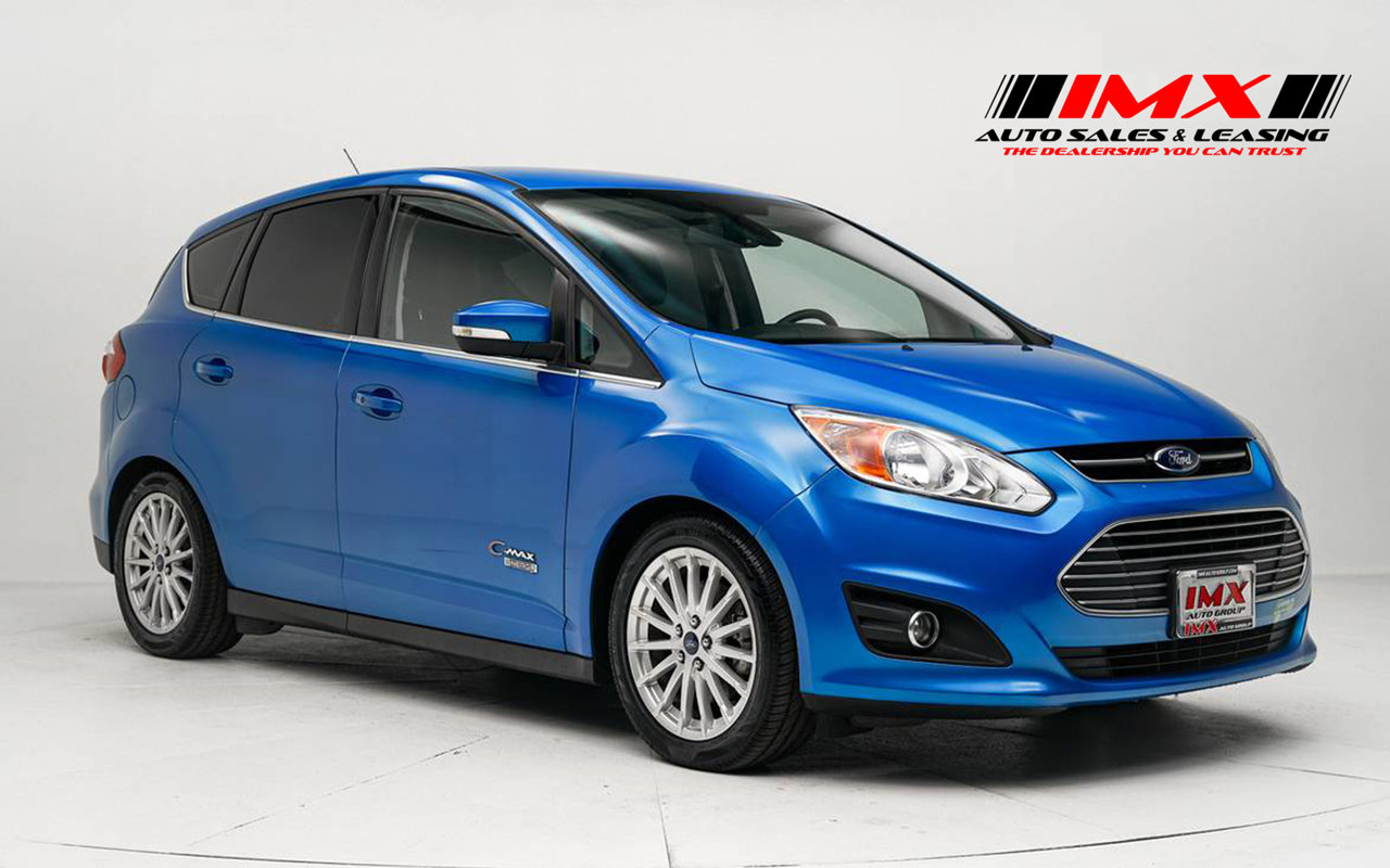 2015 Ford C-Max Energi SEL 5dr HB SEL Gas/Electric I-4 2.0 L/122 [8]