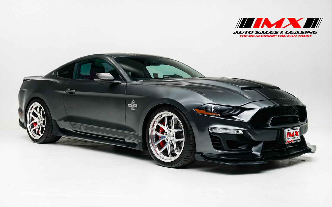 2019 Ford Mustang Shelby Super Snake GT Premium Fastback Premium Unleaded V-8 5.0 L/302 [0]
