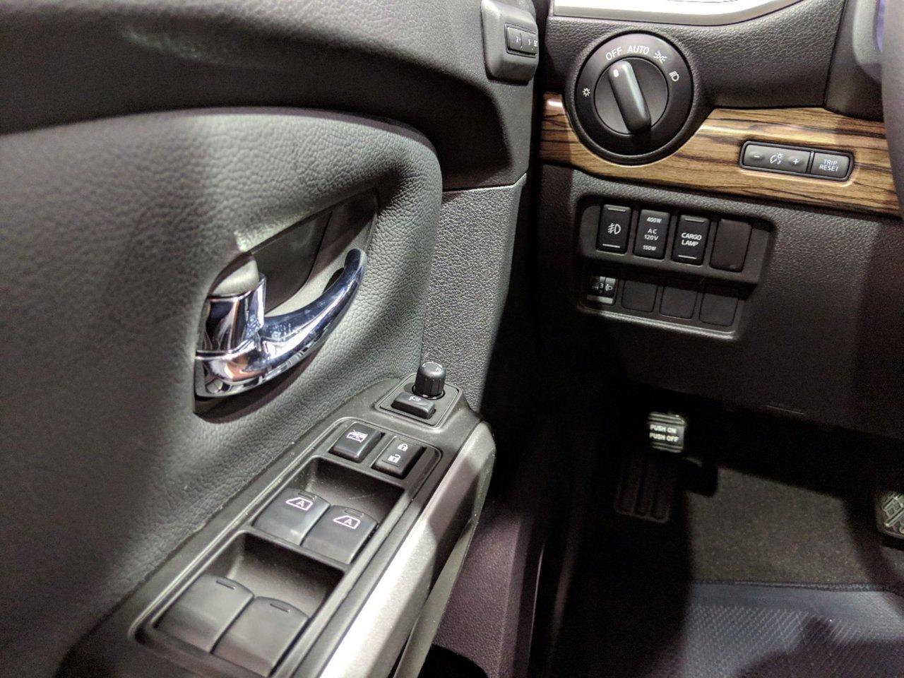 2019 Nissan Titan SL 1N6AA1E58KN505024   Petro Nissan