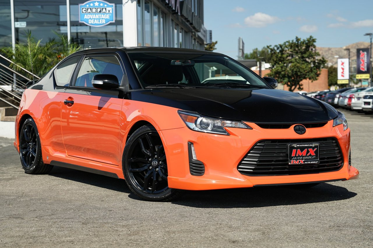 Used 2017 Scion Tc Release Series Fwd 2dr Car