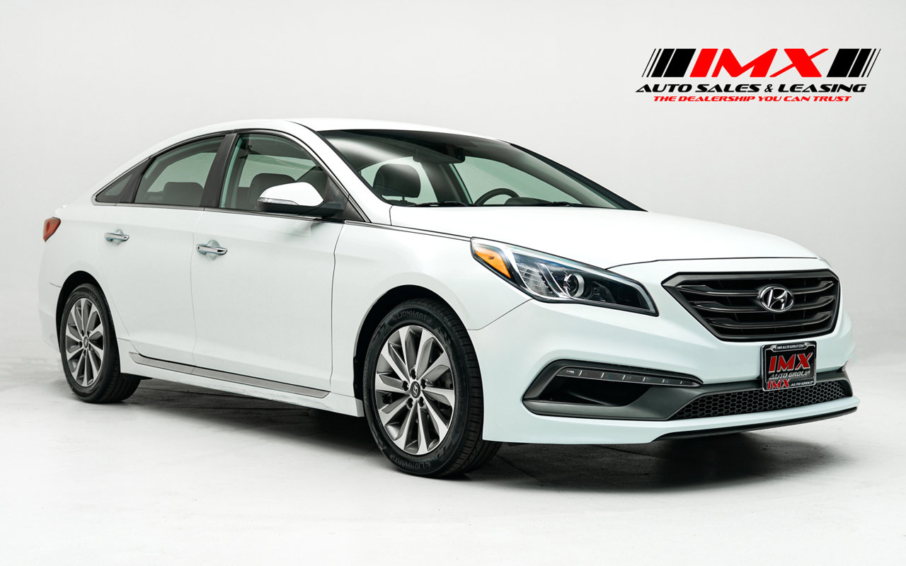 2015 Hyundai Sonata 2.4L Sport 4dr Sdn 2.4L Sport Regular Unleaded I-4 2.4 L/144 [2]