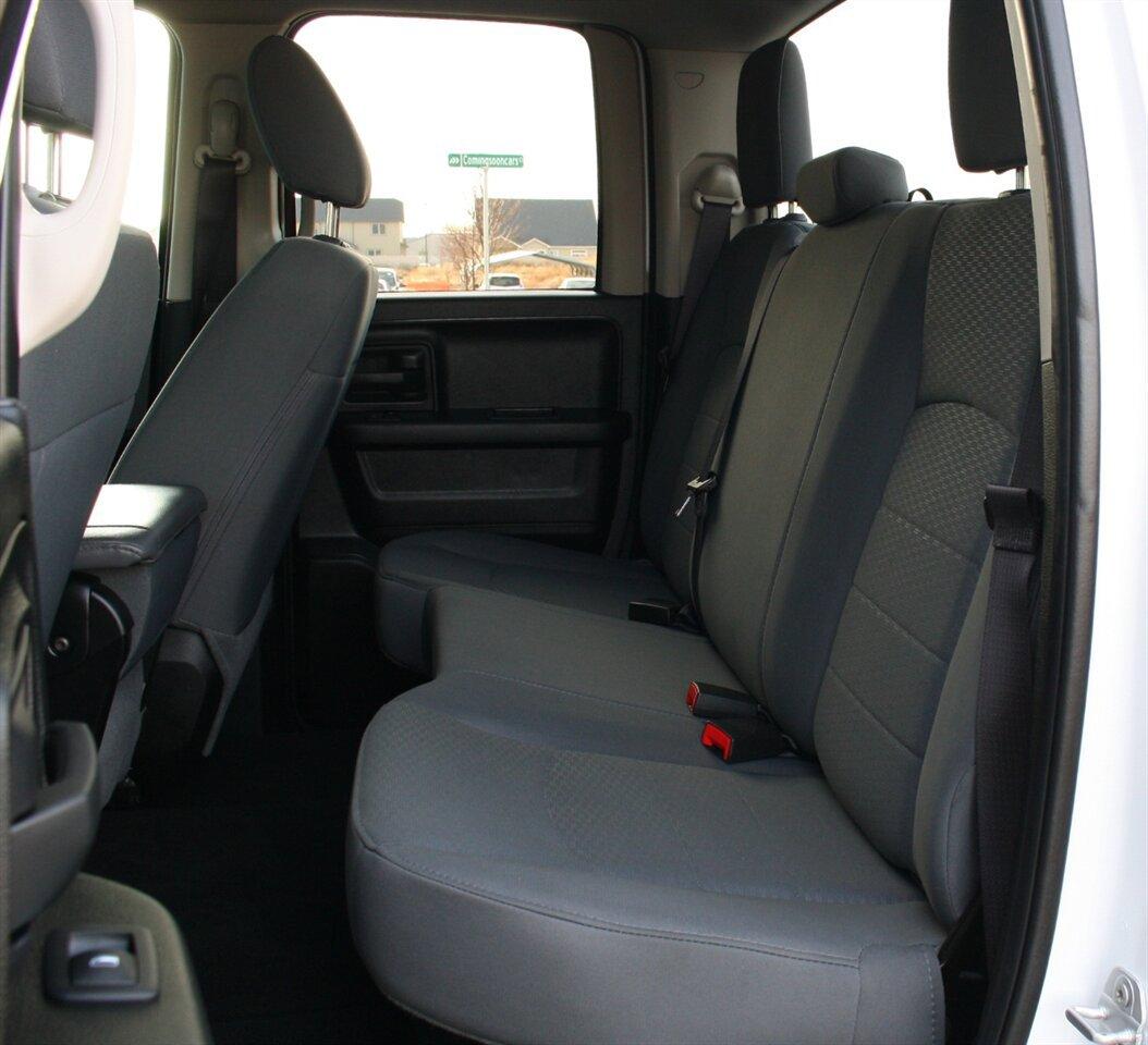 Used 2017 Ram 1500 in Boise, IDss