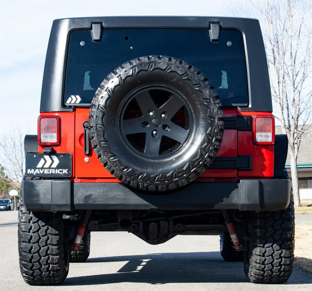 Used 2011 Jeep Wrangler Unlimited in Boise, IDss