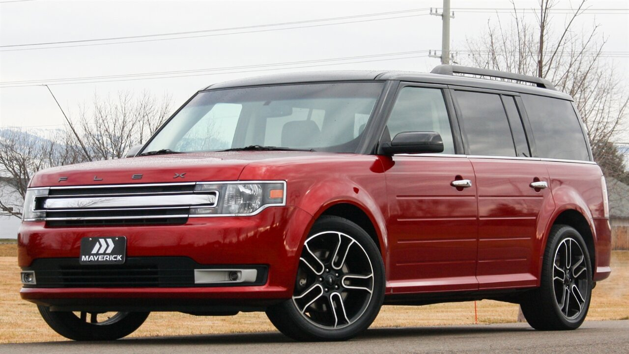 Used 2015 Ford Flex in Boise, IDss