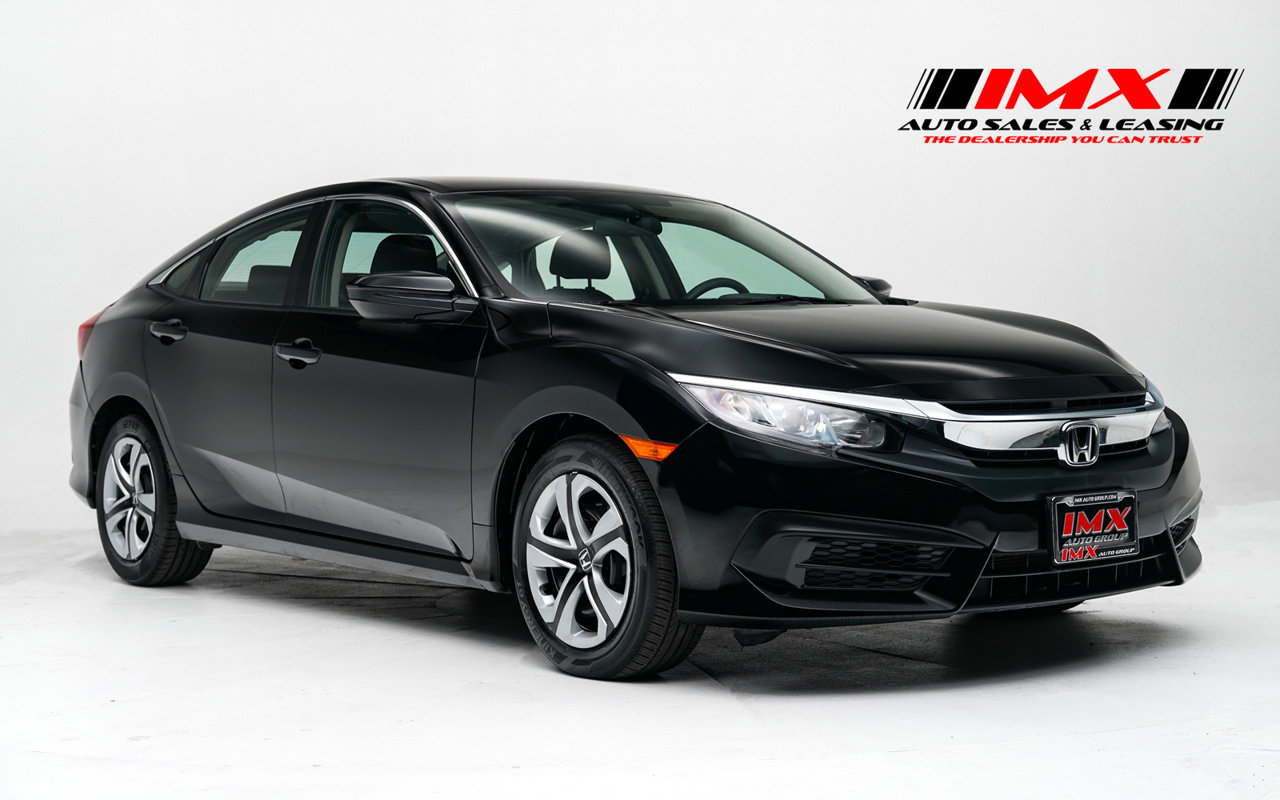 2017 Honda Civic Sedan LX LX Manual Regular Unleaded I-4 2.0 L/122 [8]