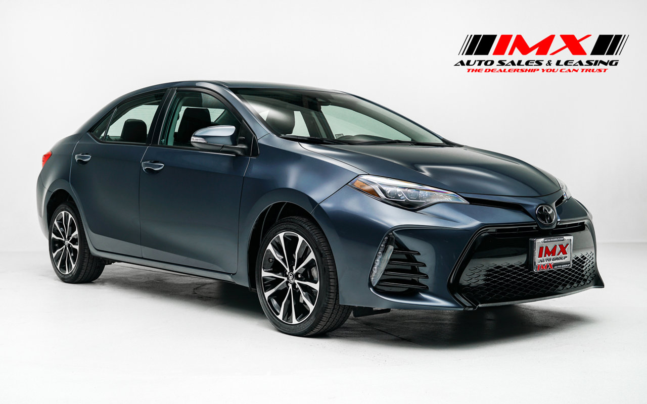2018 Toyota Corolla SE SE CVT Regular Unleaded I-4 1.8 L/110 [10]