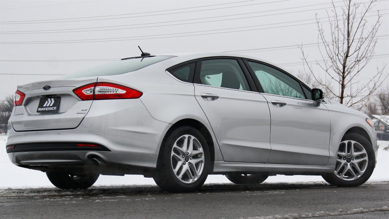 Used 2016 Ford Fusion in Boise, IDss
