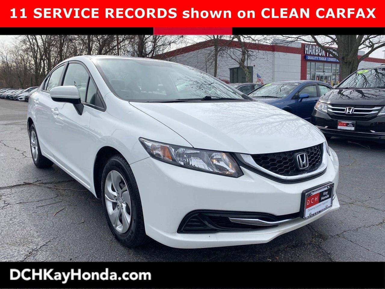 Used 2015 Honda Civic Sedan in Eatontown, NJ
