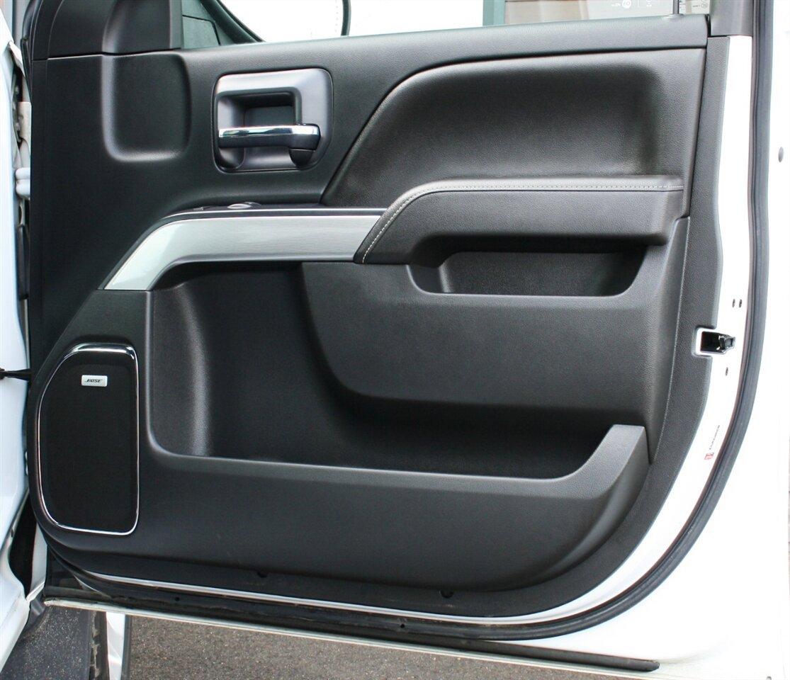 Used 2017 Chevrolet Silverado 1500 in Boise, IDss
