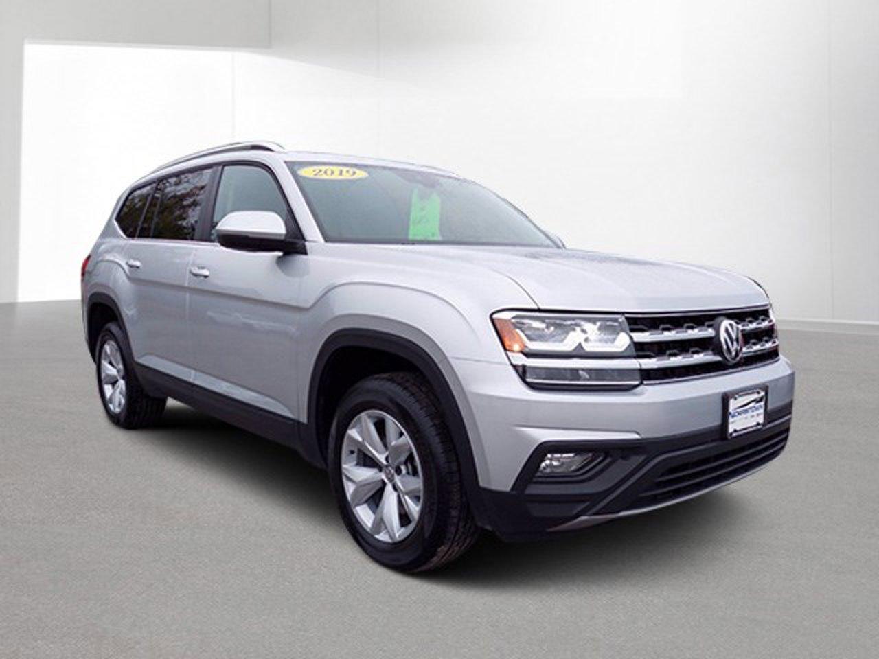 2019 Volkswagen Atlas 3 6l V6 Se W Technology 1v2ur2ca4kc568050 Greenway Automotive Orlando Fl