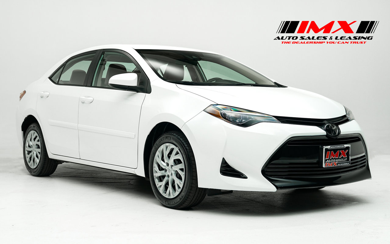 2017 Toyota Corolla LE LE CVT Regular Unleaded I-4 1.8 L/110 [21]