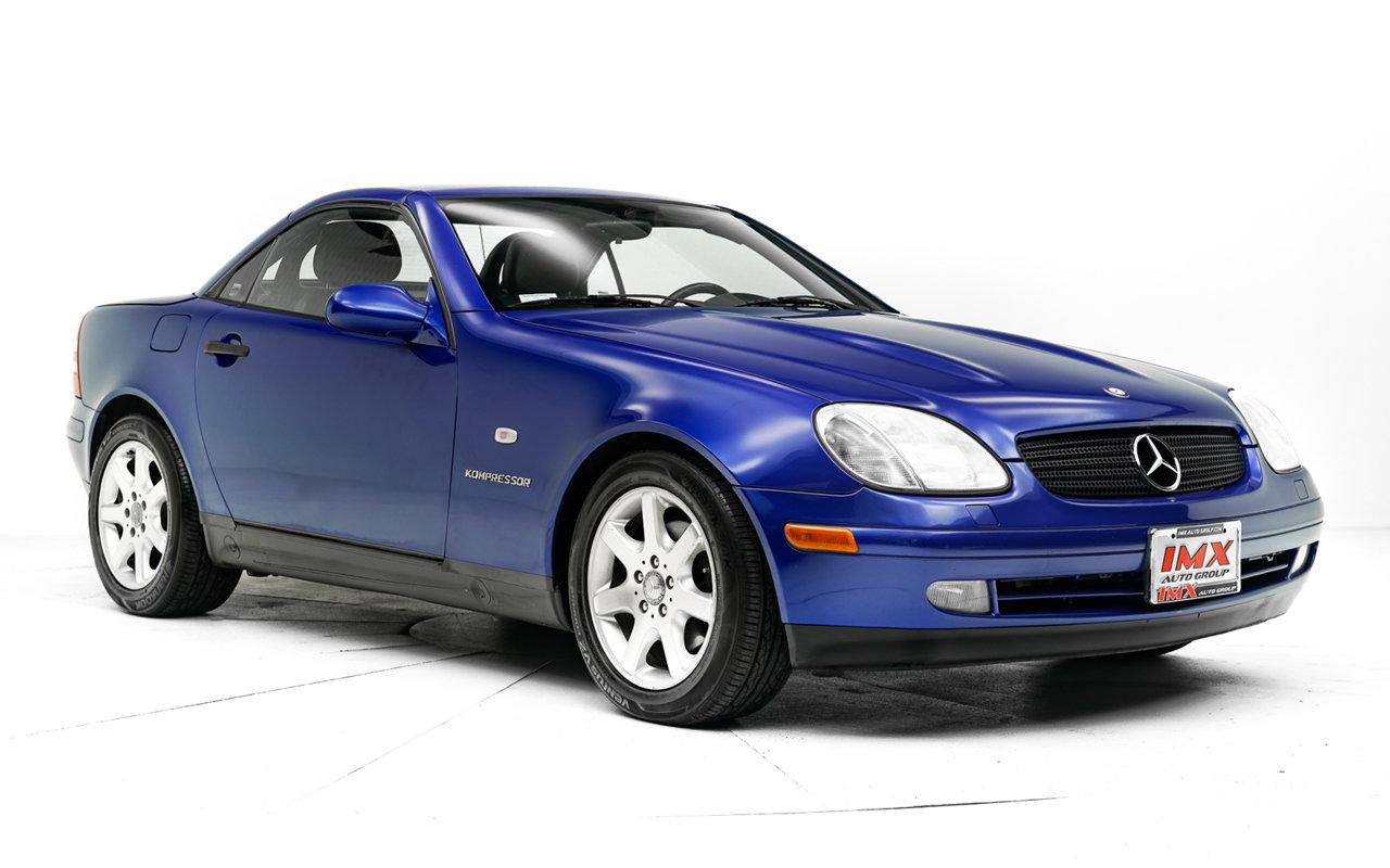 1998 Mercedes-Benz SLK-Class 2dr Roadster Gas I4 2.3L/140 [2]