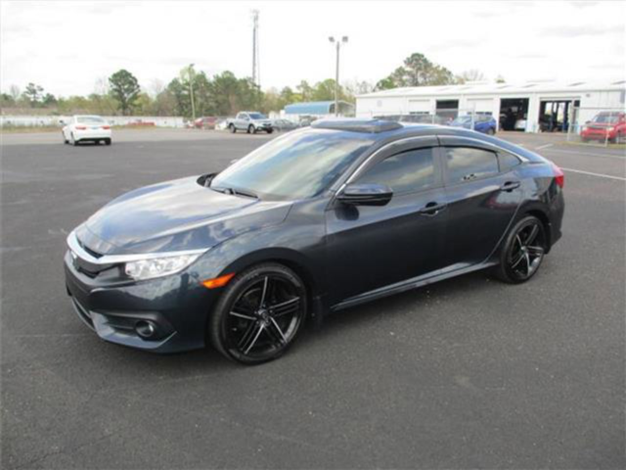 Used 2018 Honda Civic Sedan in Dothan, AL
