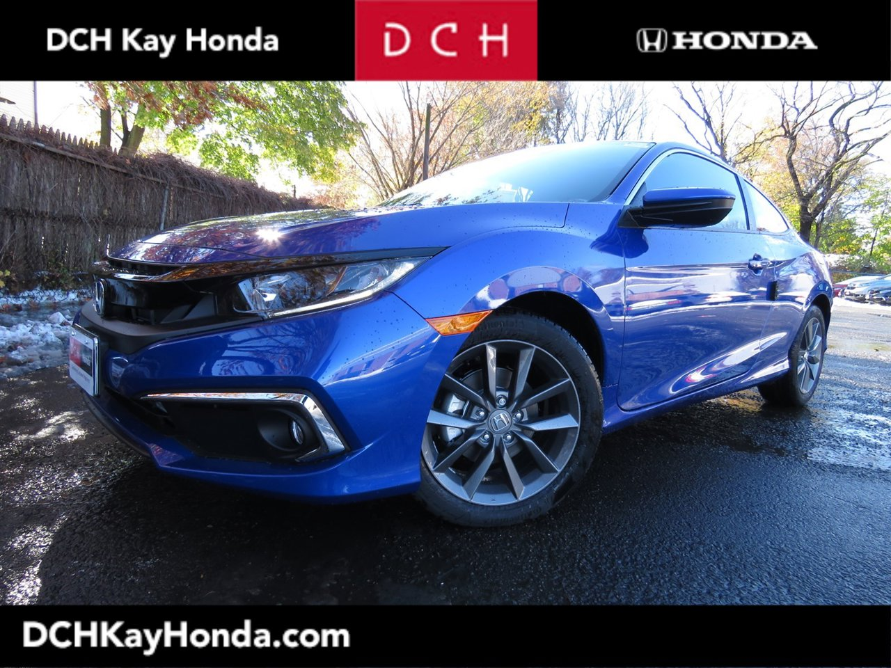 New 2020 Honda Civic Coupe in Eatontown, NJ