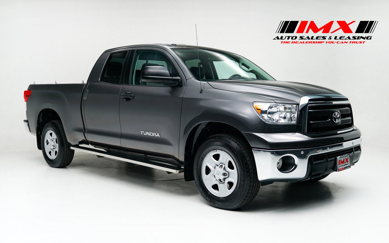 2012 Toyota Tundra 2WD Truck Double Cab 4.6L V8 6-Spd AT Gas V8 4.6L/285 [1]