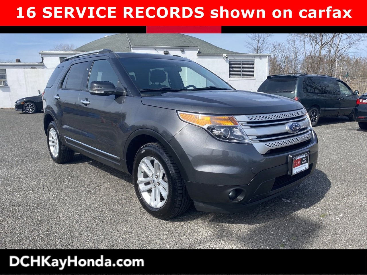Used 2015 Ford Explorer in Eatontown, NJ