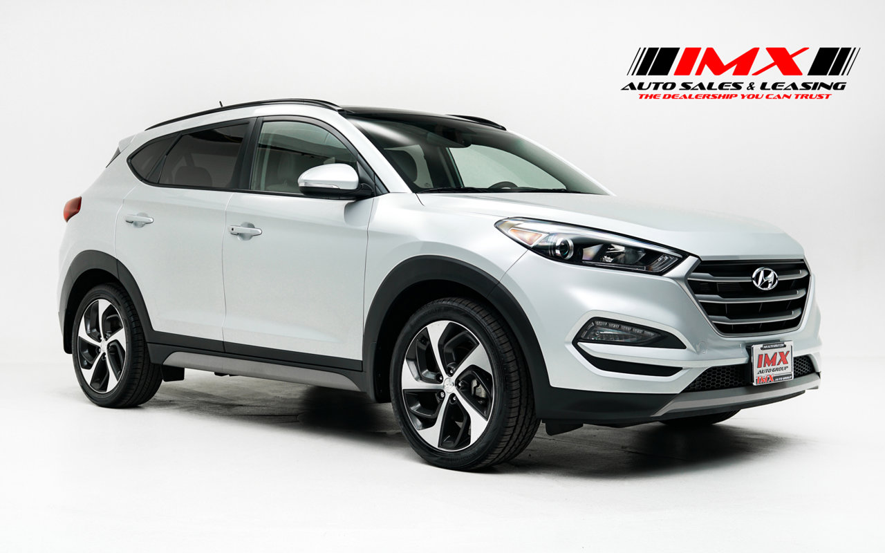 2017 Hyundai Tucson Sport Sport FWD Intercooled Turbo Regular Unleaded I-4 1.6 L/97 [4]