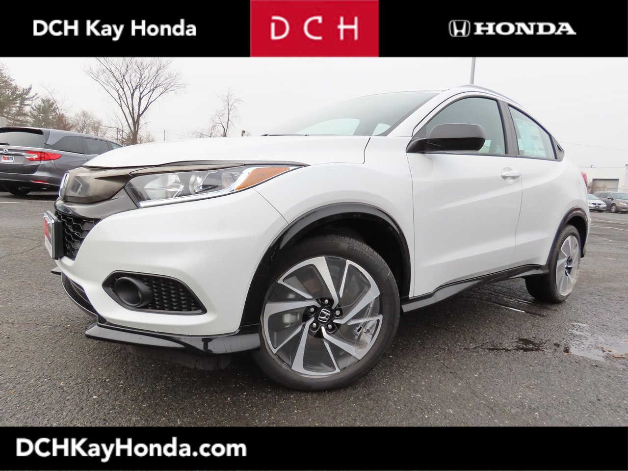 New 2020 Honda HR-V in Eatontown, NJ