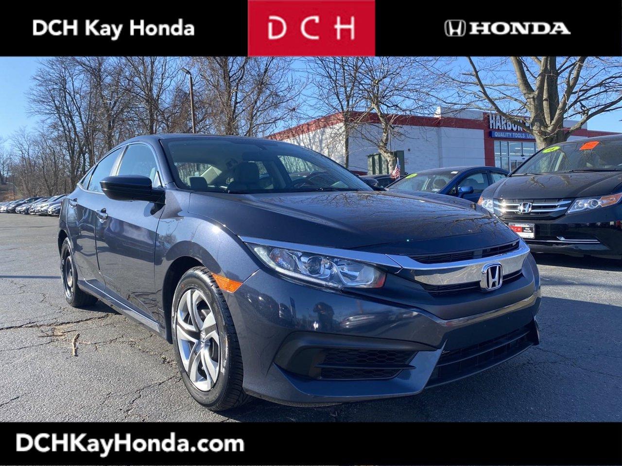 Used 2018 Honda Civic Sedan in Eatontown, NJ