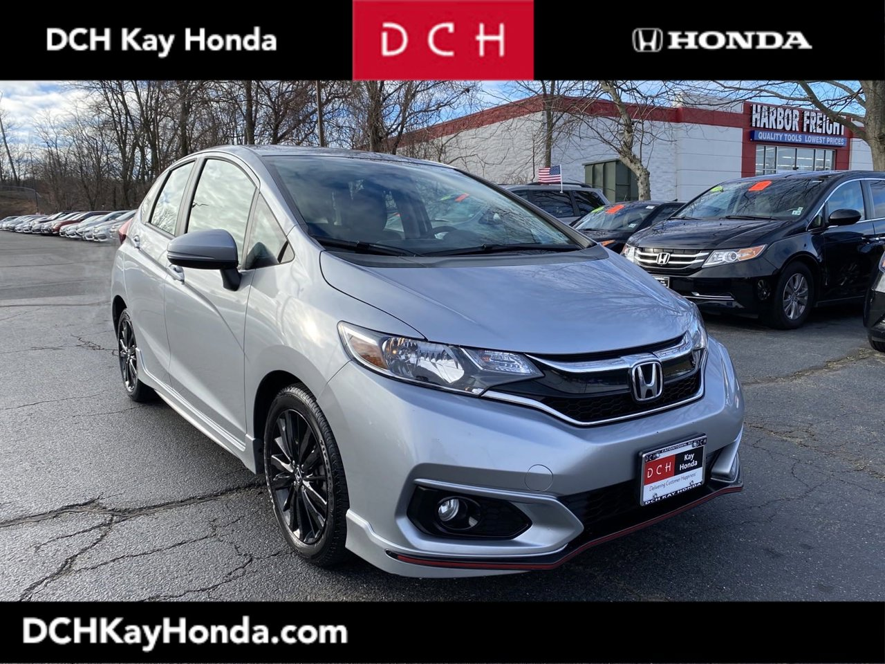 Used 2018 Honda Fit in Eatontown, NJ
