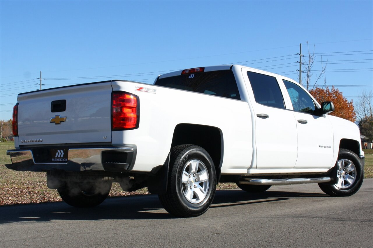 Used 2014 Chevrolet Silverado 1500 in Boise, IDss