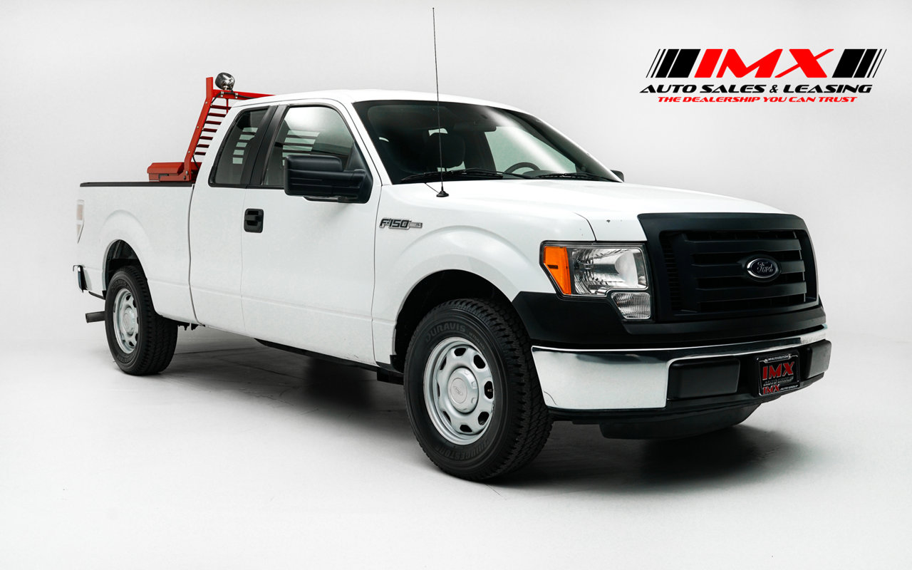 2012 Ford F-150 XL 2WD SuperCab 145″ XL Gas/Ethanol V8 5.0L/302 [21]