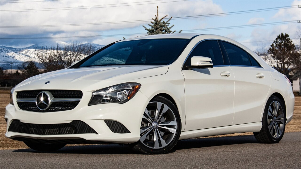 Used 2016 Mercedes-Benz CLA in Boise, IDss