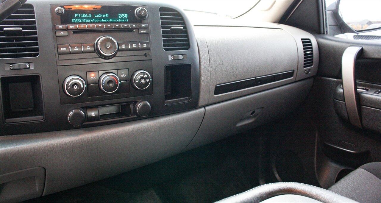 Used 2011 Chevrolet Silverado 1500 in Boise, IDss