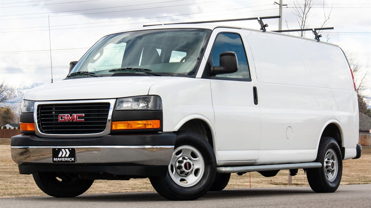 Used 2017 GMC Savana Cargo Van in Boise, IDss