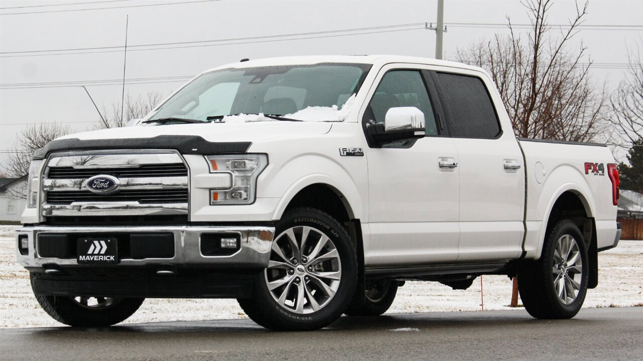 Used 2017 Ford F-150 in Boise, IDss