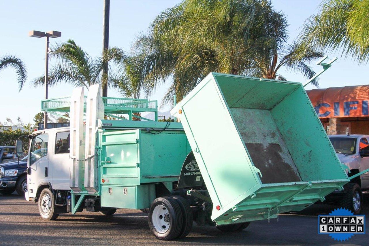 2016 Isuzu NQR Dump Truck JALE5J162G7900270 | Pacific Auto
