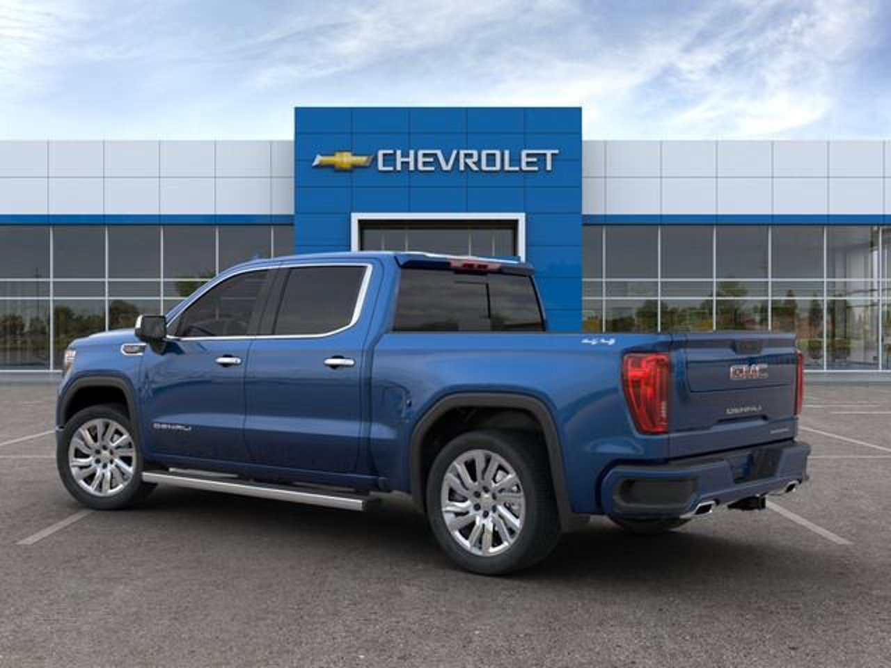 New 2019 GMC Sierra 1500 in D'Iberville, MS