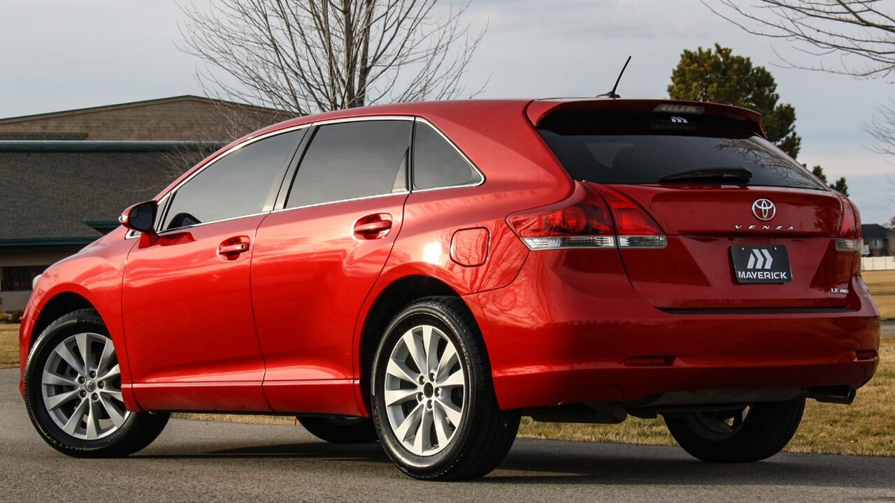 Used 2015 Toyota Venza in Boise, IDss
