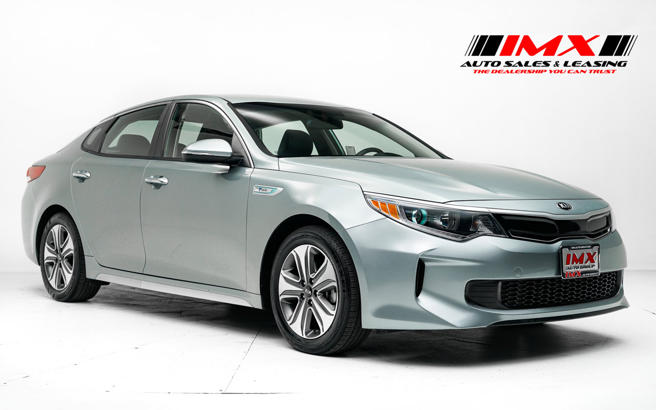 2017 Kia Optima Hybrid EX EX Auto Gas/Electric I-4 2.0 L/122 [2]