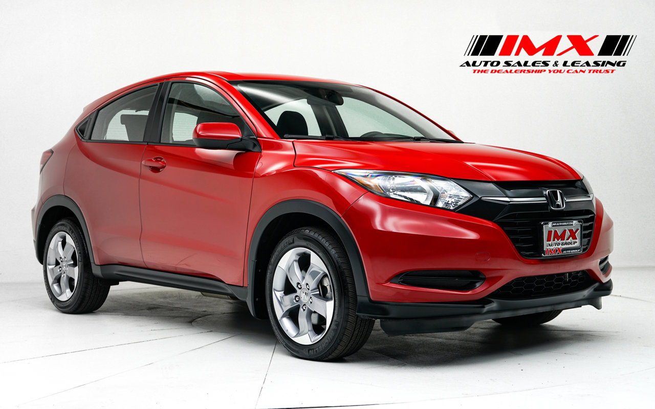 2018 Honda HR-V LX AWD LX AWD CVT Regular Unleaded I-4 1.8 L/110 [12]