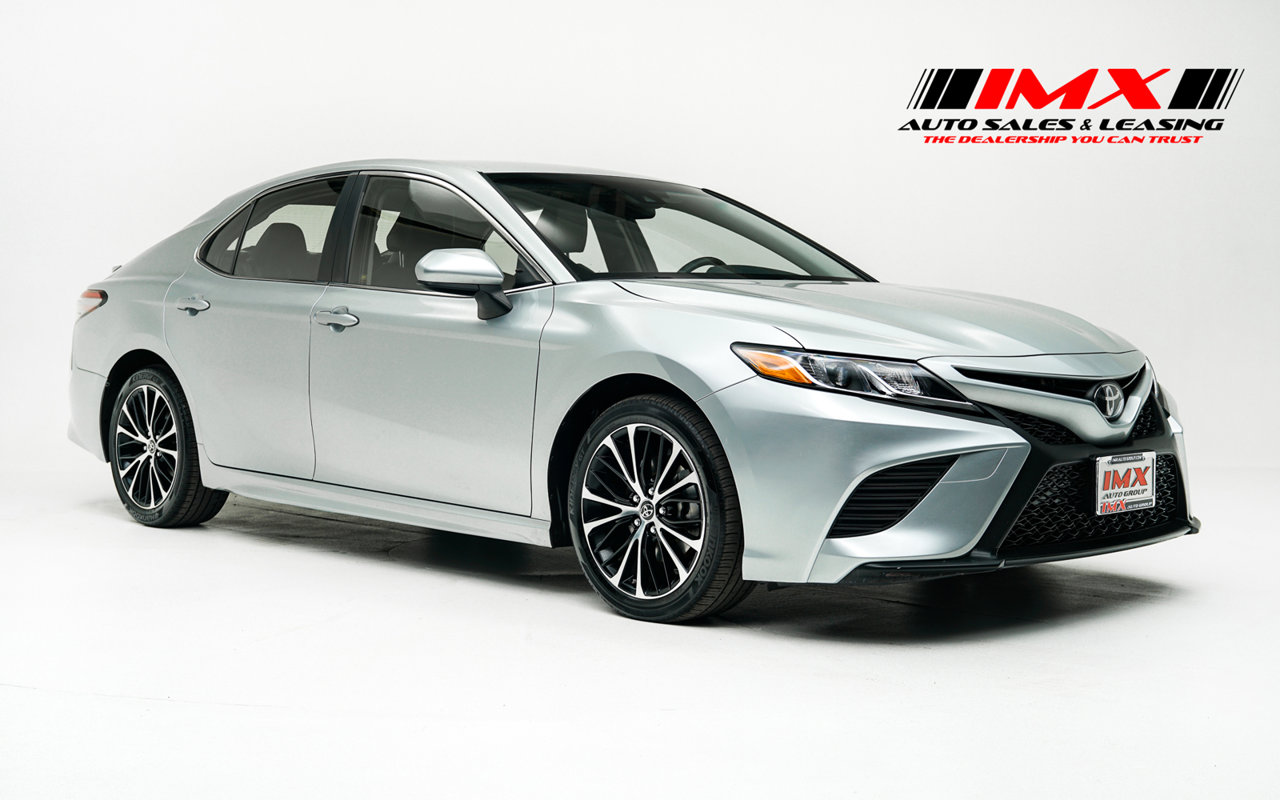 2018 Toyota Camry SE SE Auto Regular Unleaded I-4 2.5 L/152 [4]